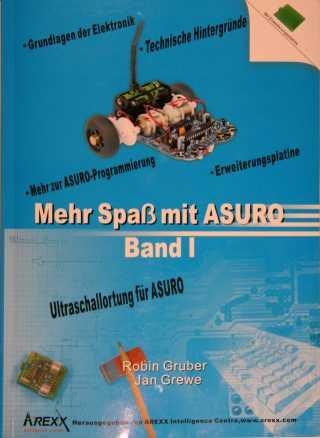 AsuroWiki - Mehr Spass Mit Asuro Band 1